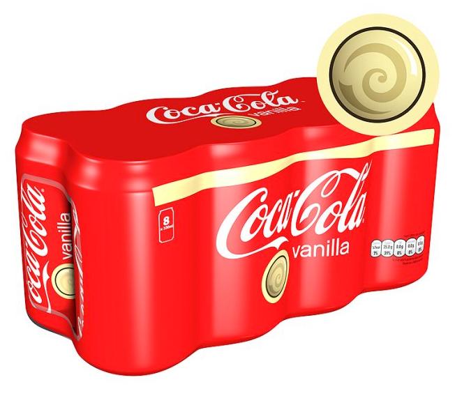 how to make vanilla coke with coke